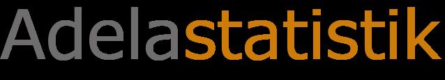 AdelaStatistik Logga